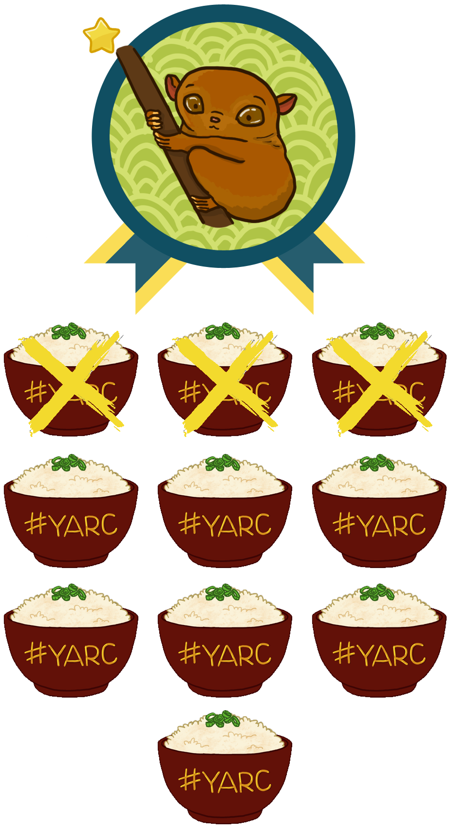 YARC Year of the Asian Challenge